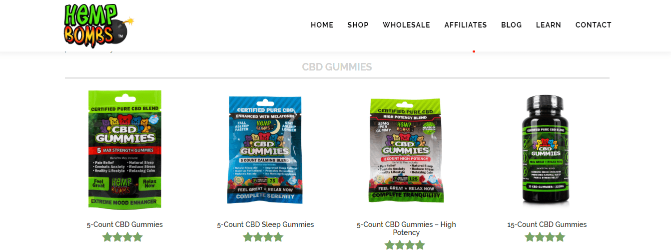 discount coupons for Hemp Bombs CBD gummies
