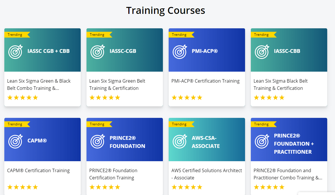 GreyCampus Coupon Codes for all training courses