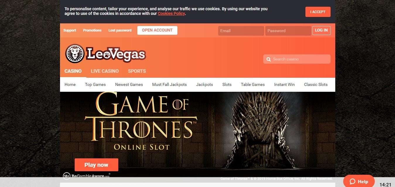 LeoVegas Promotions