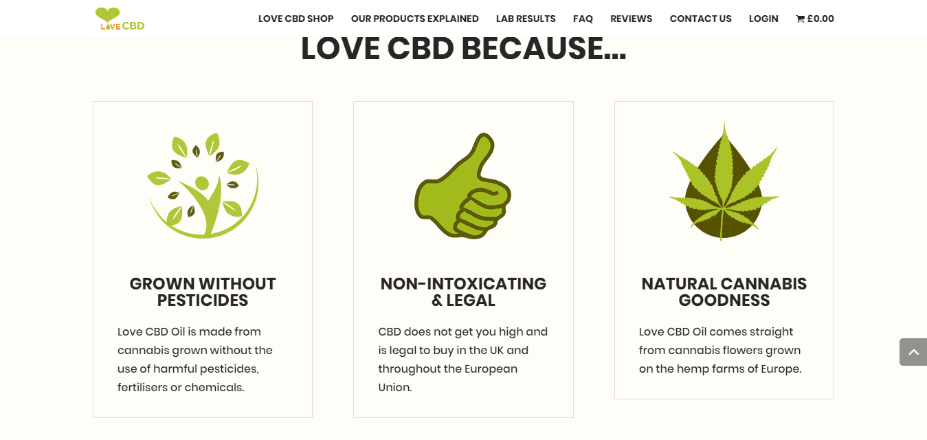 love cbd deals and discounts