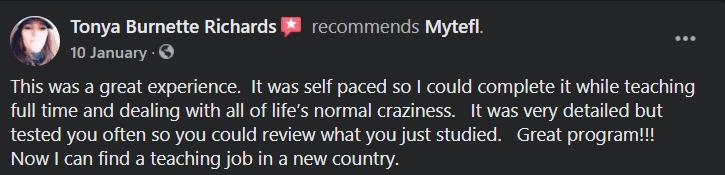 mytefl user