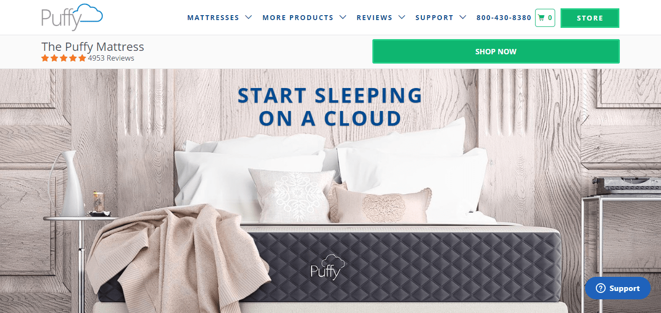 puffy.com coupon codes