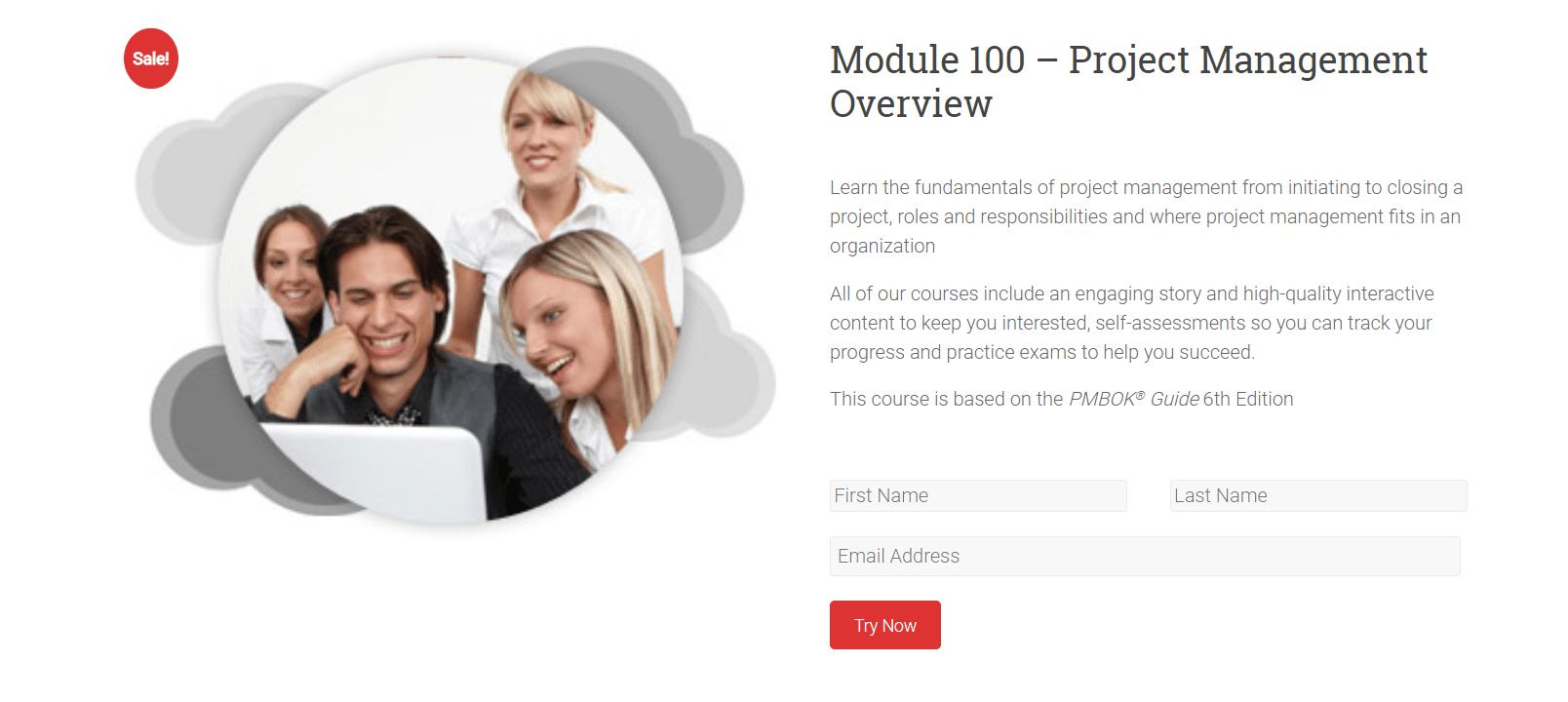 Brain Sensei Courses Review- Module 100 Project Management Overview