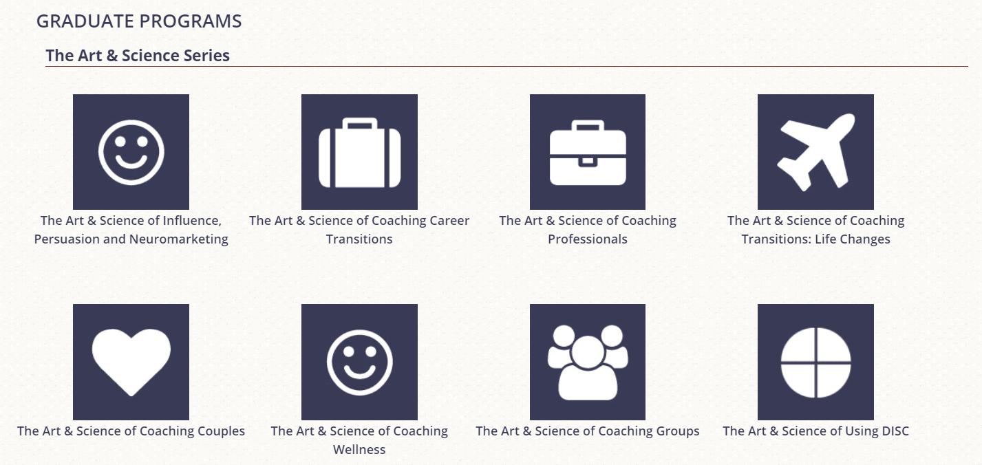 Coach Training Alliance Review- Graduate Programs