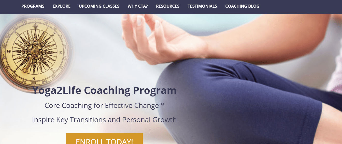 Coach Training Alliance Reviews-Yoga 2 Life coaching Program