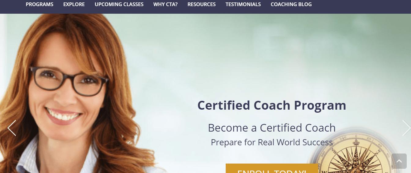 Coach Training Alliance Reviews-certified Coach Program