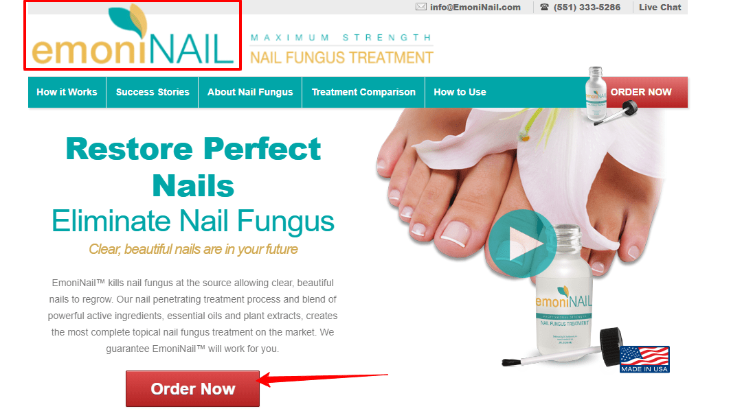 EmoniNail Review - Nail Fungus Treatment