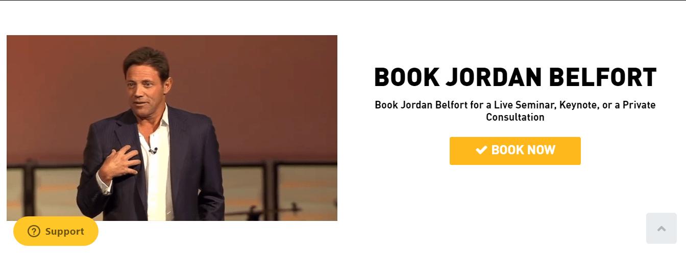 Jordan Belfort Courses Review- The Wolf of Wall Street