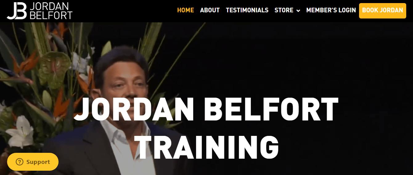 Jordan Belfort Courses Review - Jordan Belfort