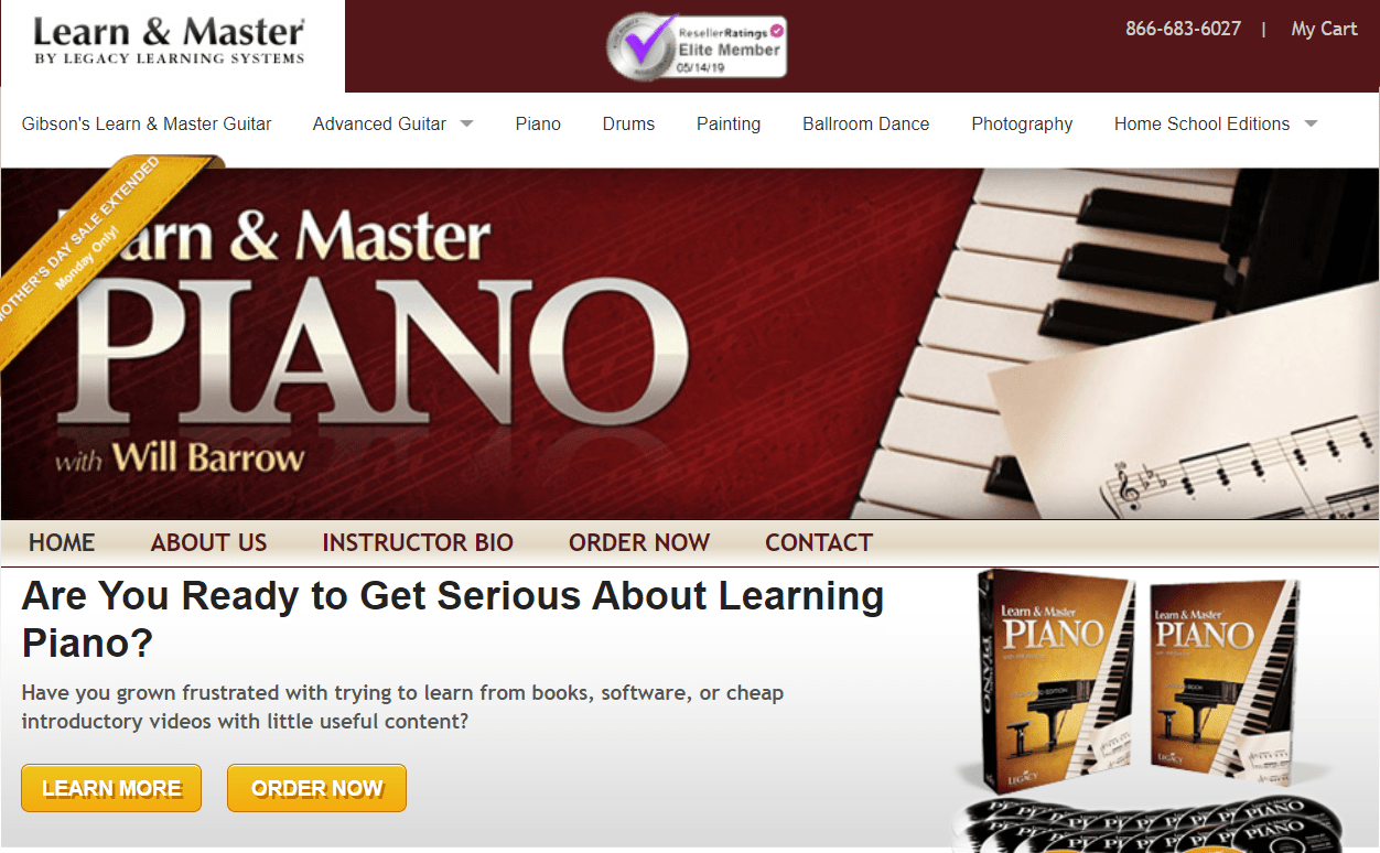 Learn & Master Courses Coupon Codes- Piano Classes