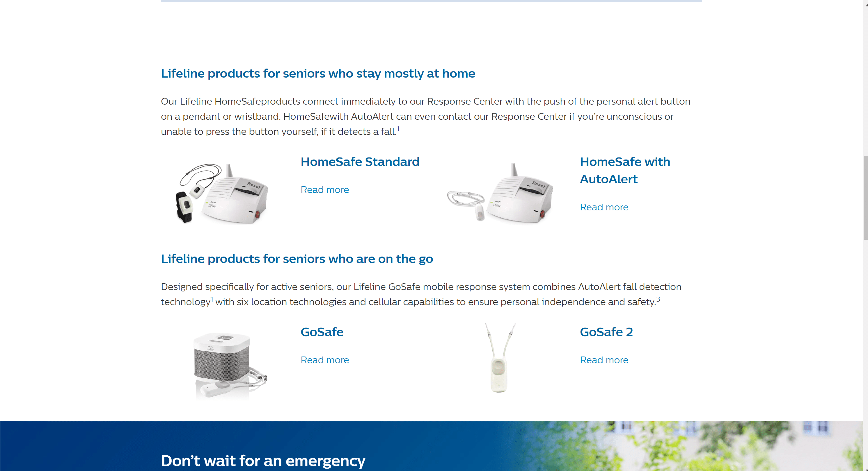Philips lifeline support coupons