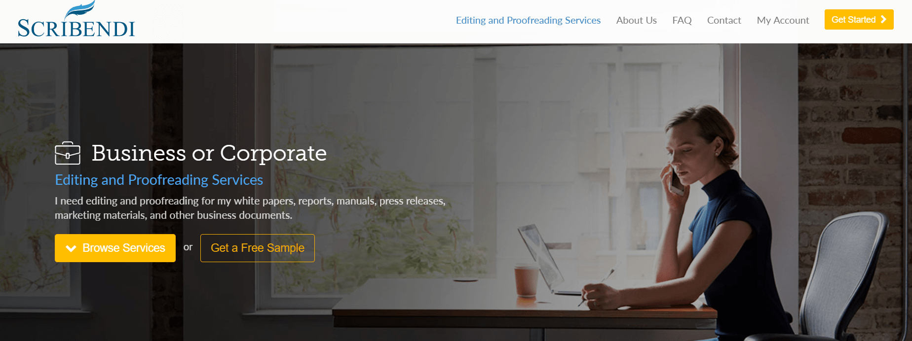 Scribendi Review- Editing and Proofreading Services for Business People