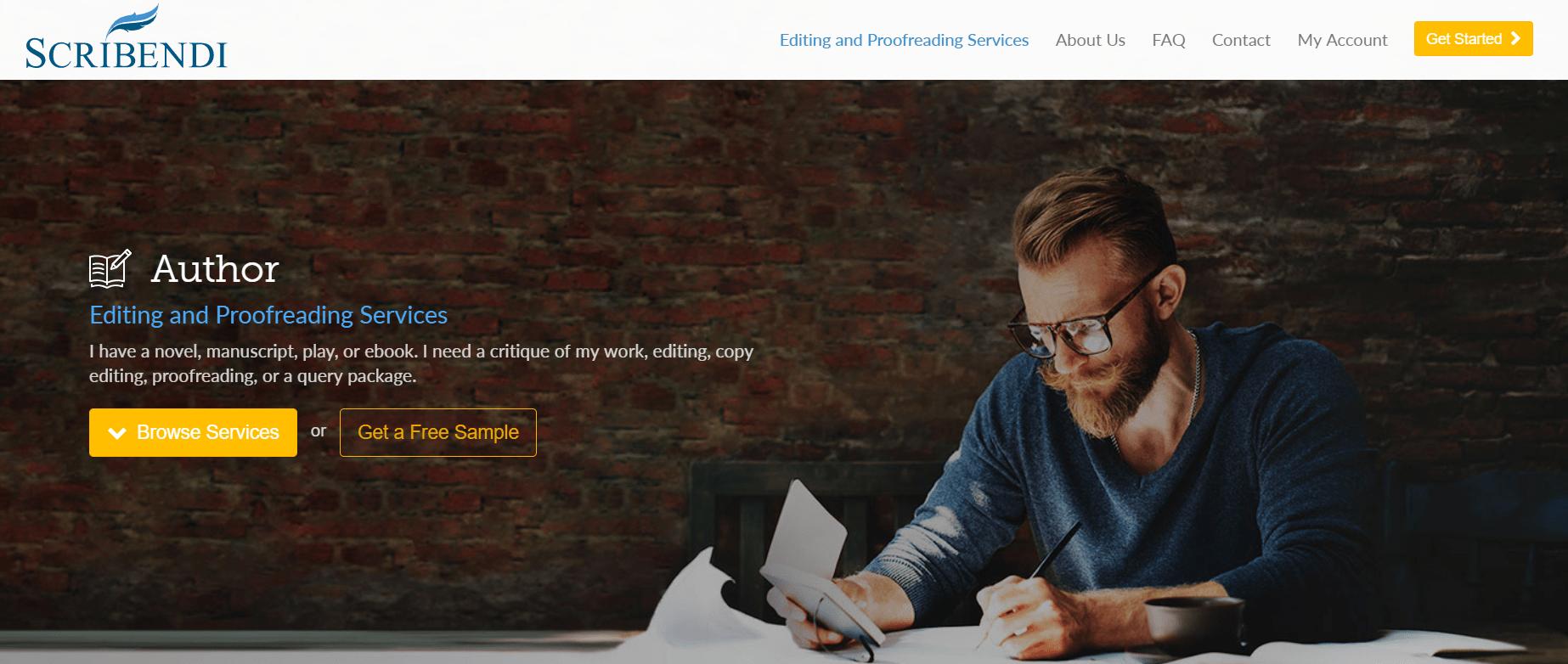 Scribendi Review- Manuscript Services for Authors
