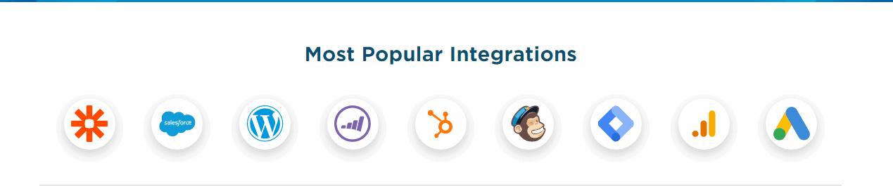 Unbounce Coupon Codes- Integration