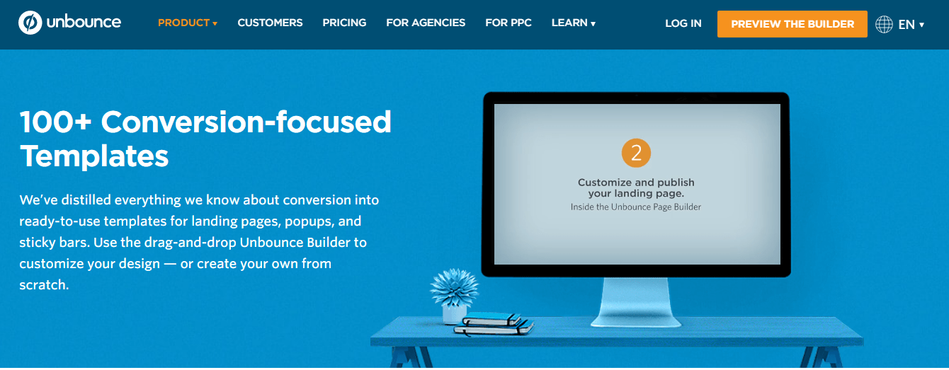 Unbounce Coupon Codes- Templates