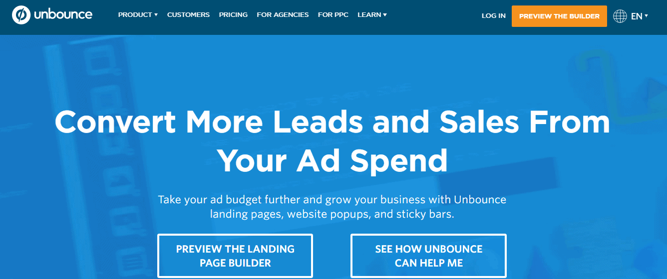 Unbounce Coupon Codes & Promo