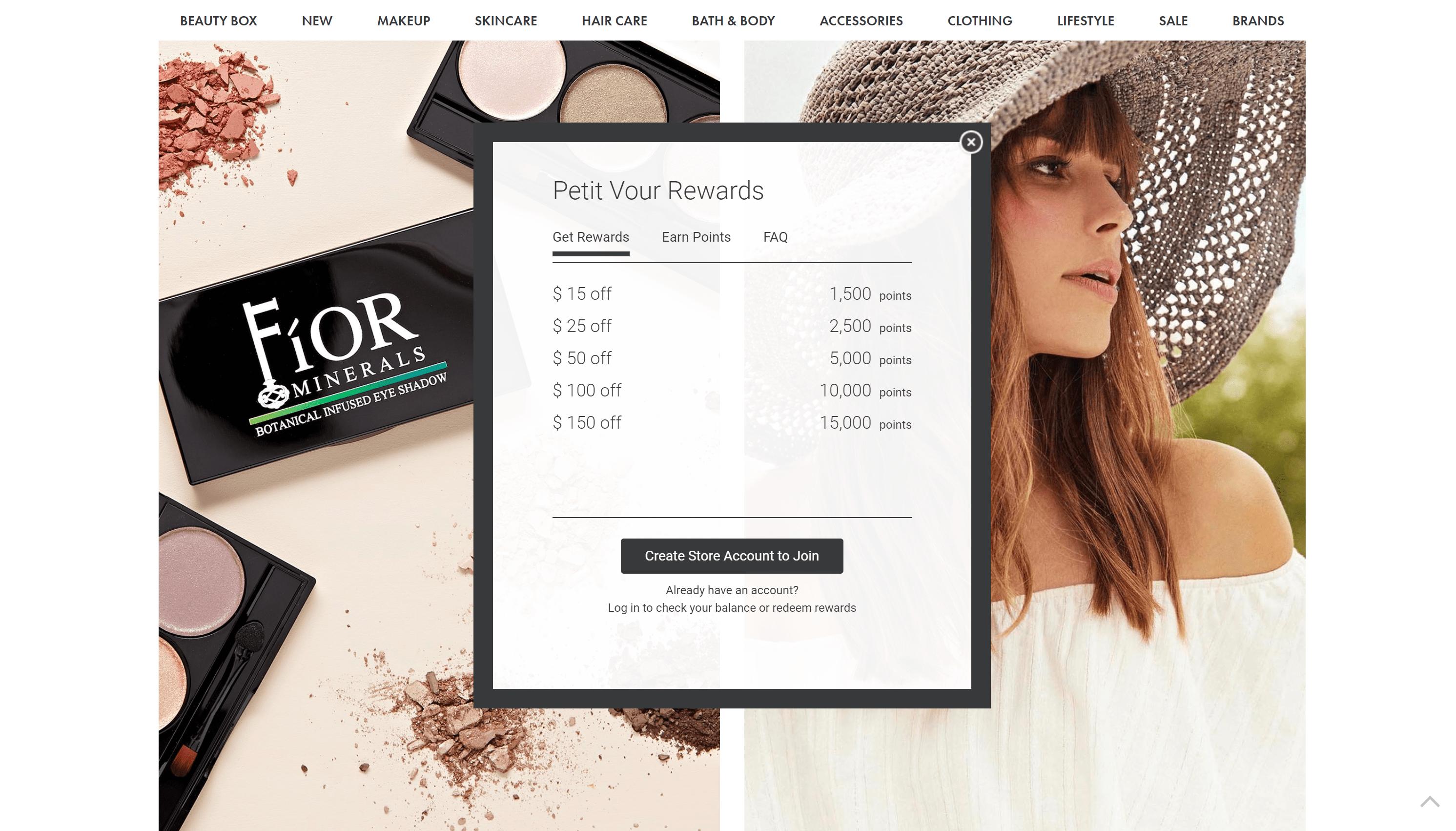 Petit Vour review offers
