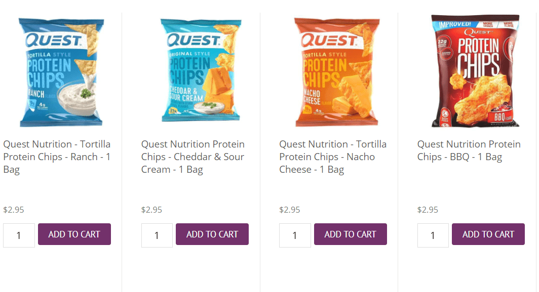 Quest Nutrition – Nashua Nutrition Quest