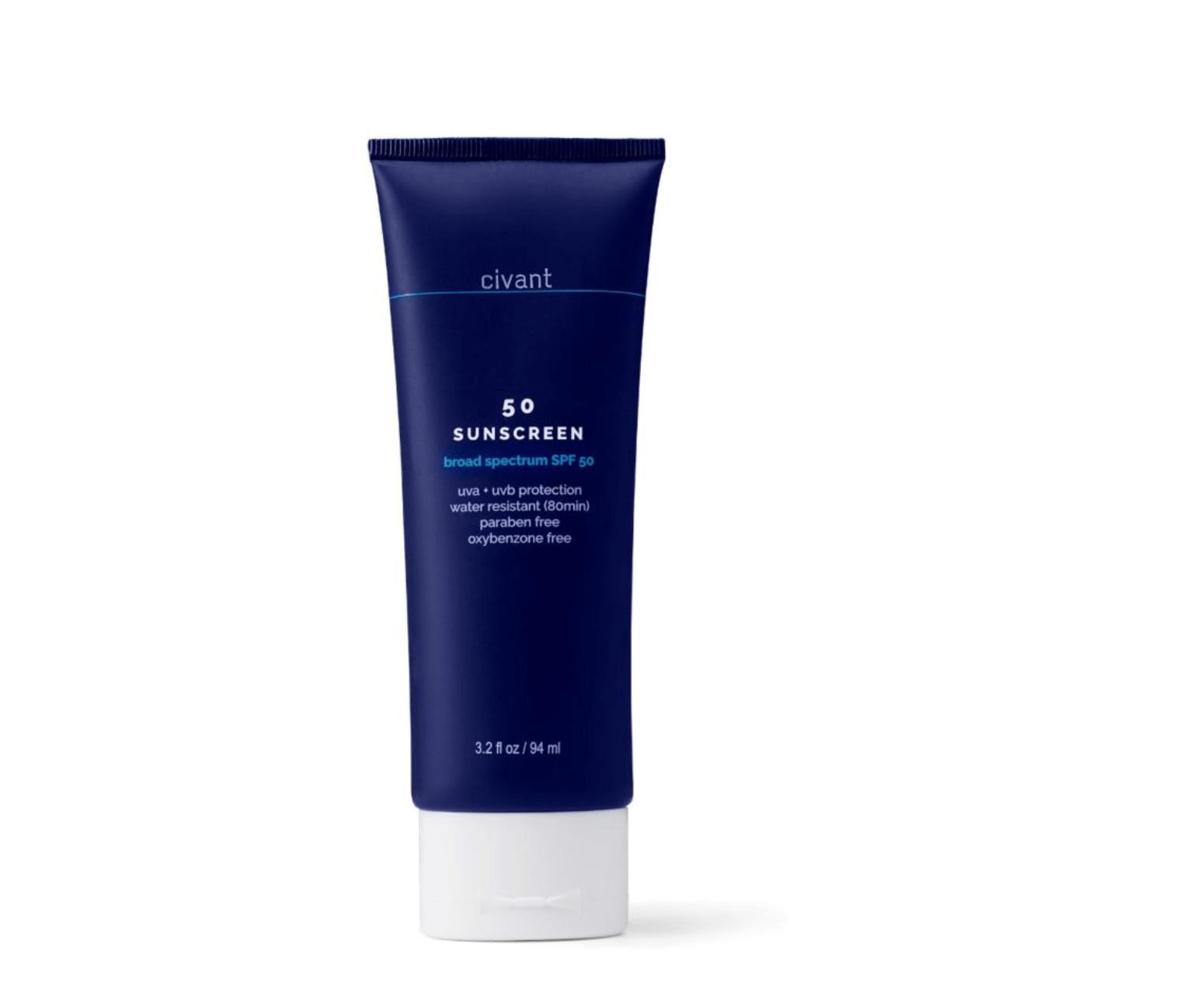 SPF Suncreen cream review