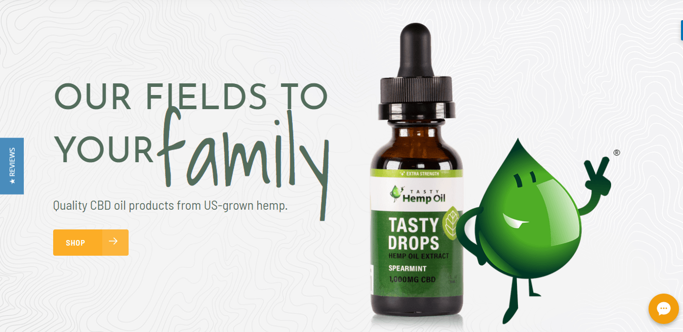 Tasty Hemp Oil Review
