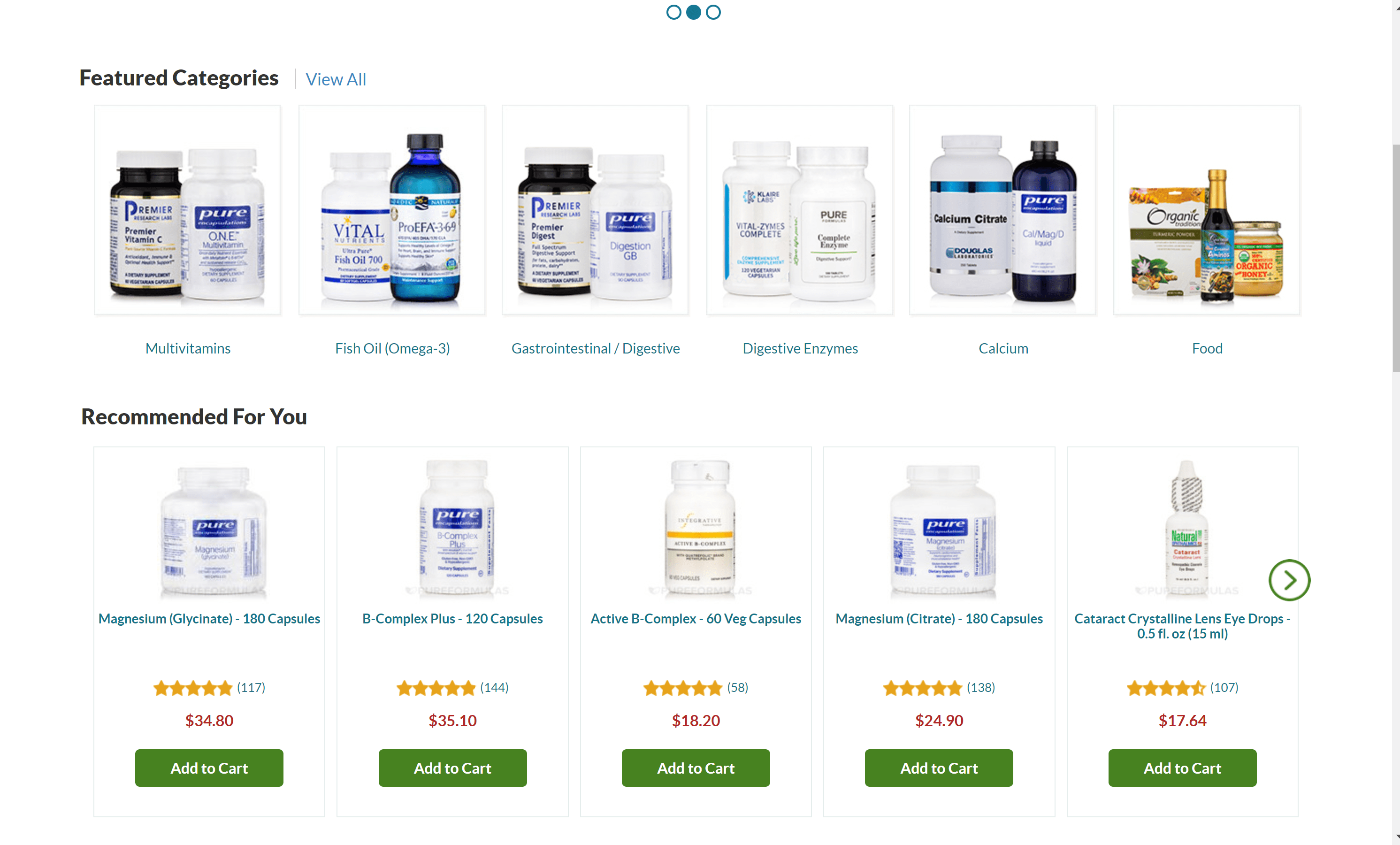coupon codes for PureFormulas