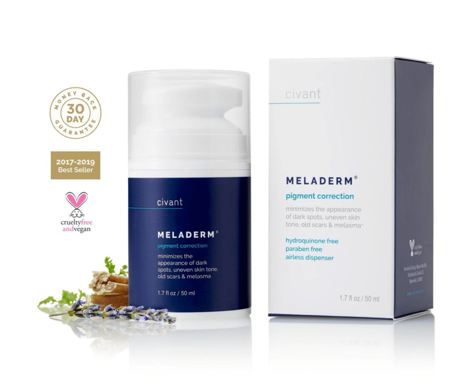 meladerm skin care products