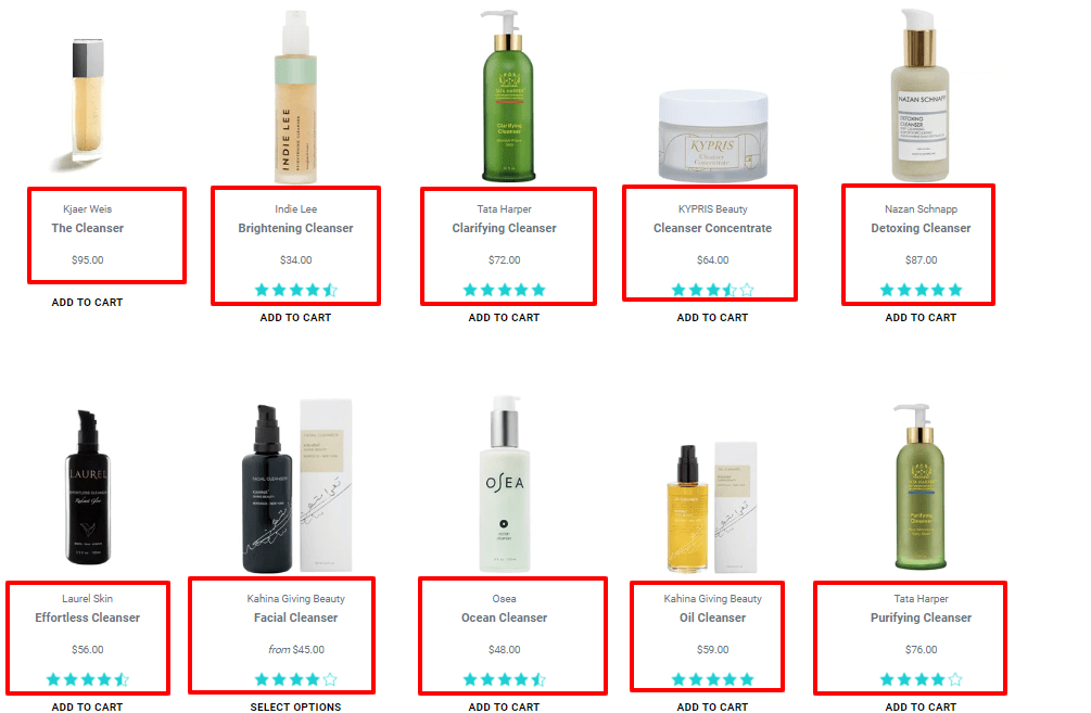 The Detox Market Coupon Codes - Cleansers