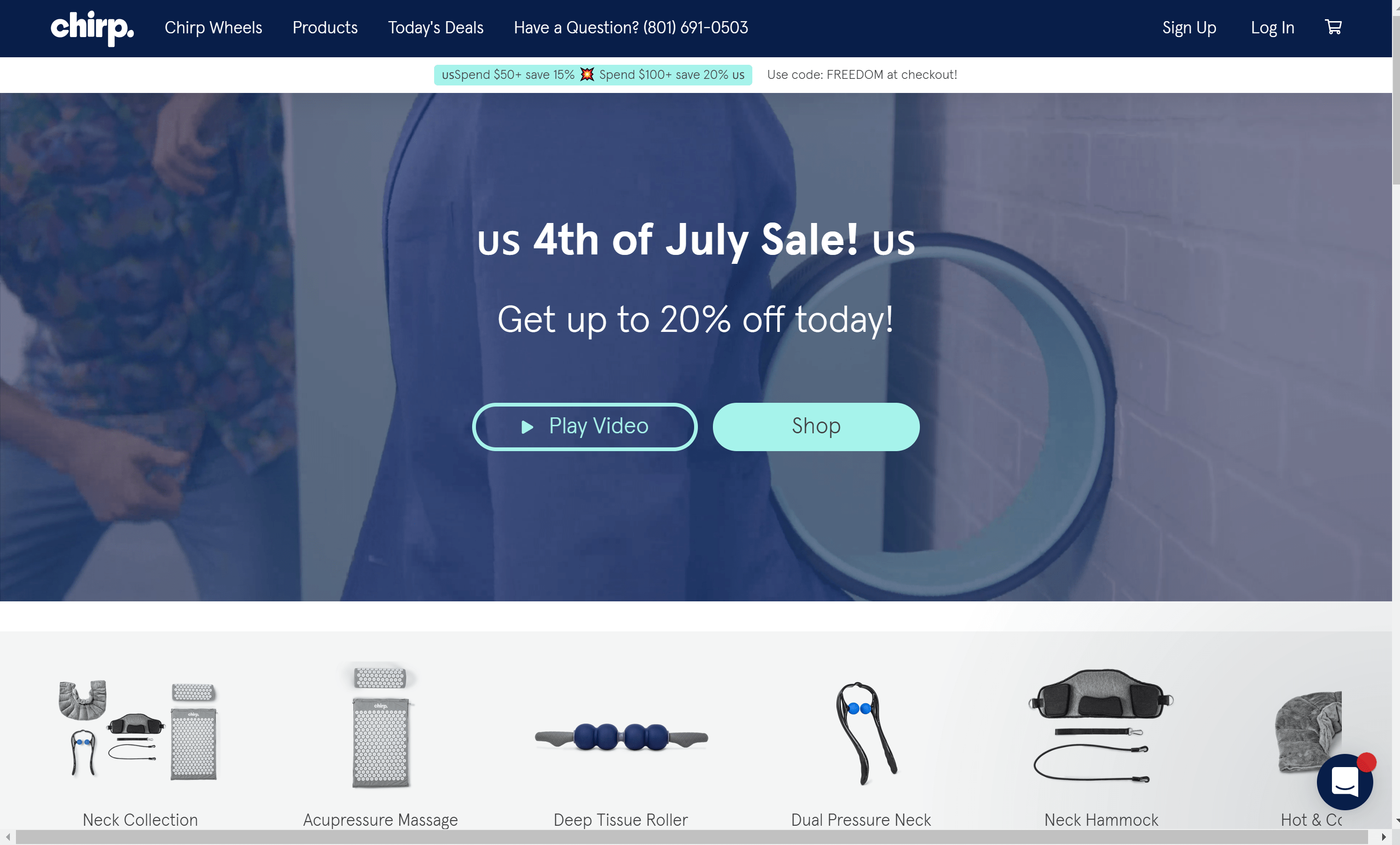 Gochirp review with coupons