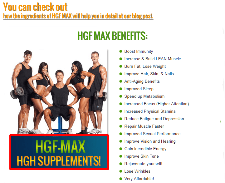 HGH discount and coupons