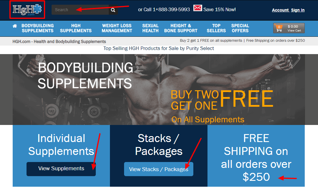HGH coupon codes with Review