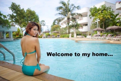 best thai pickup lines -thailand girls hot