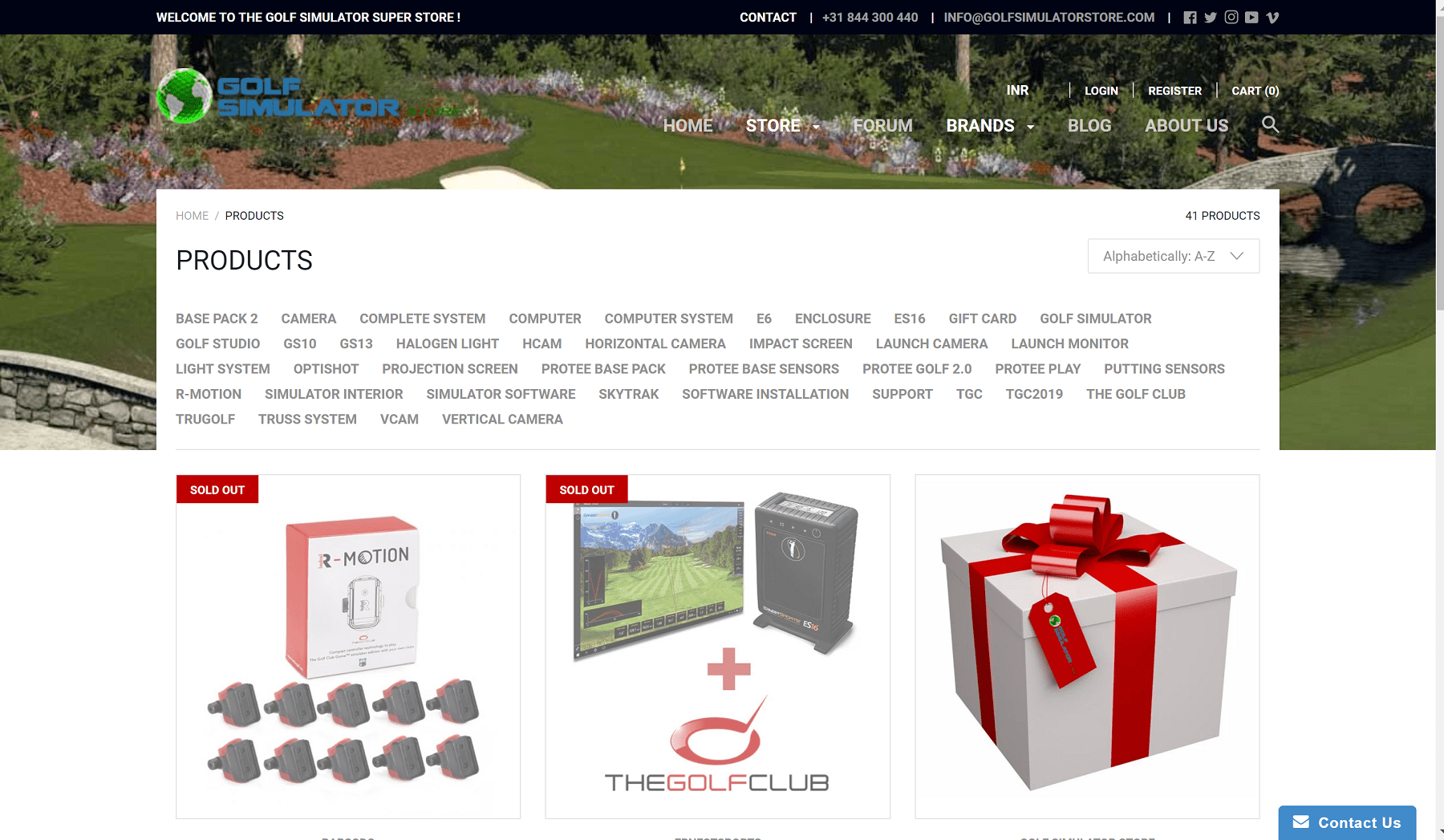 Golf simulator store amazon