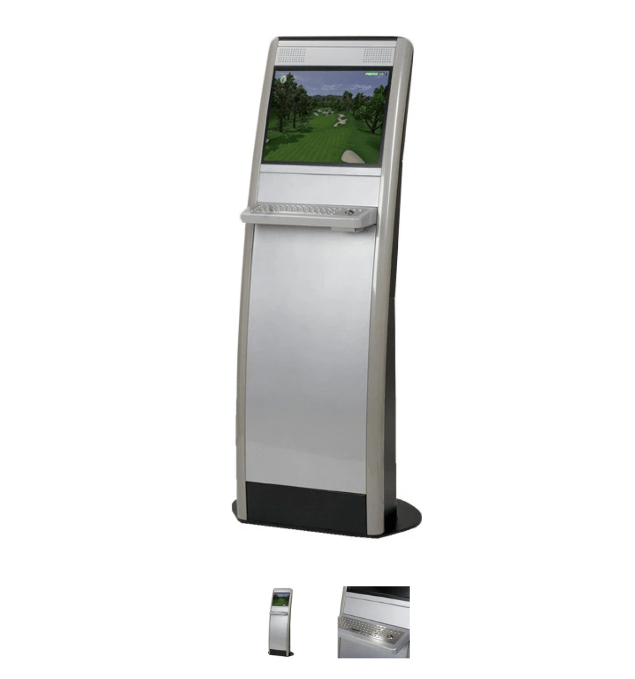 Golf simulator store under $100