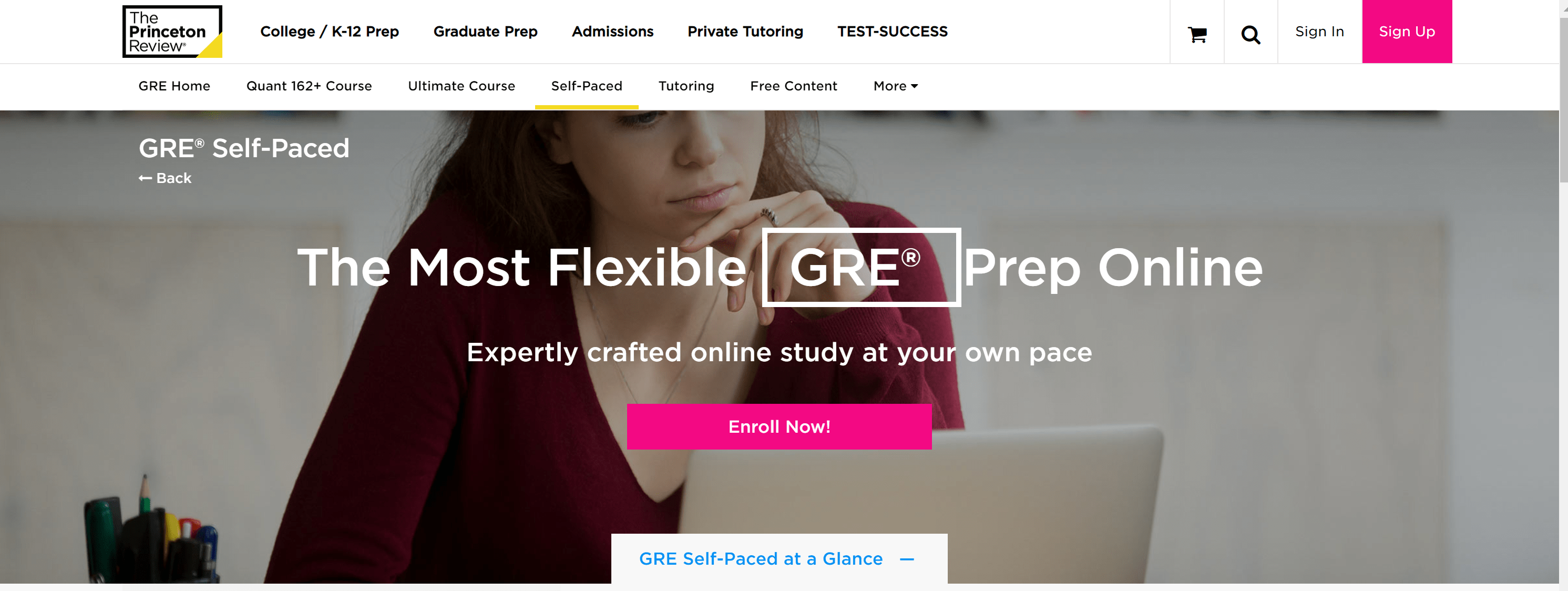 Kaplan for GRE Review