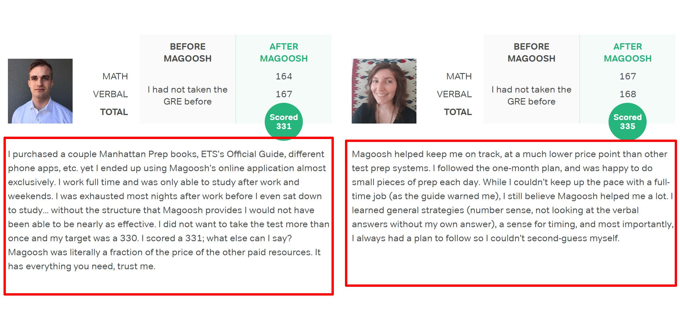 Magoosh customer reviews 2021- magoosh vs kaplan comparison