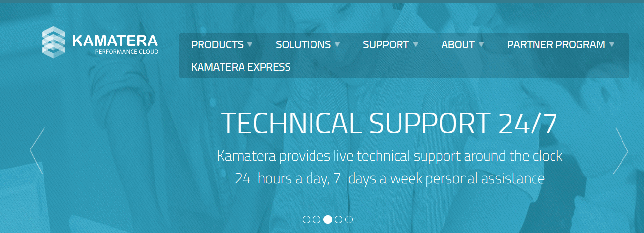 Kamatera.com Review - Technical Support