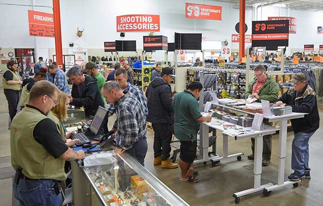 Best gun stores and ammo