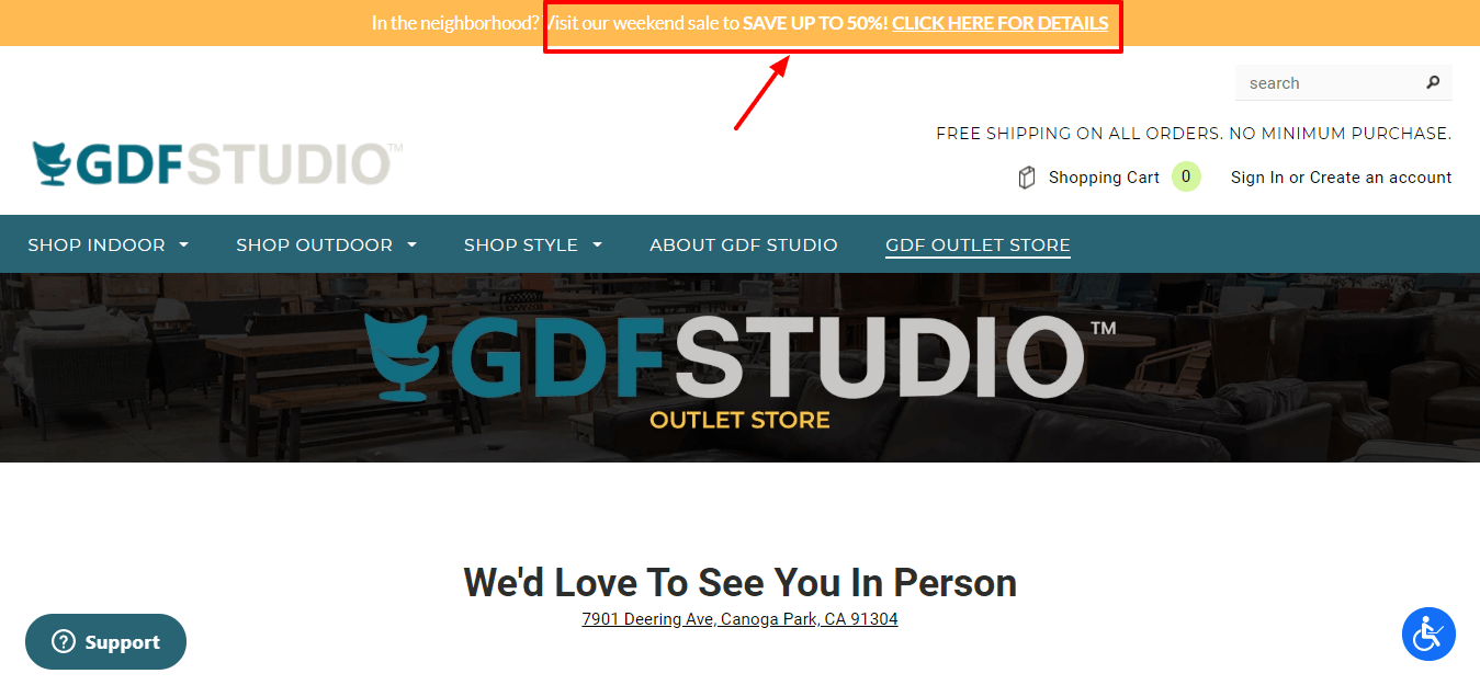 GDF Studios Coupon – GDF Studio