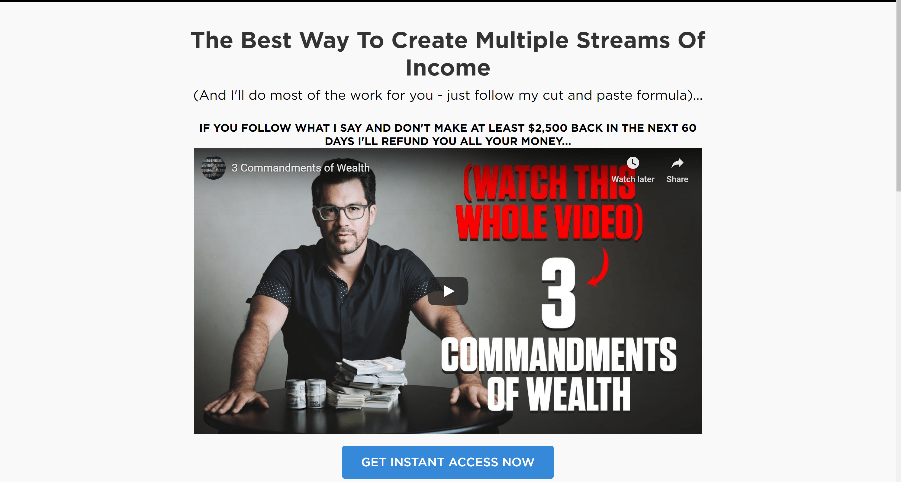 Net worth - Tai Lopez Course Review