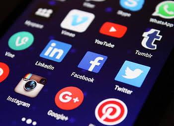 Social media for affiliatews