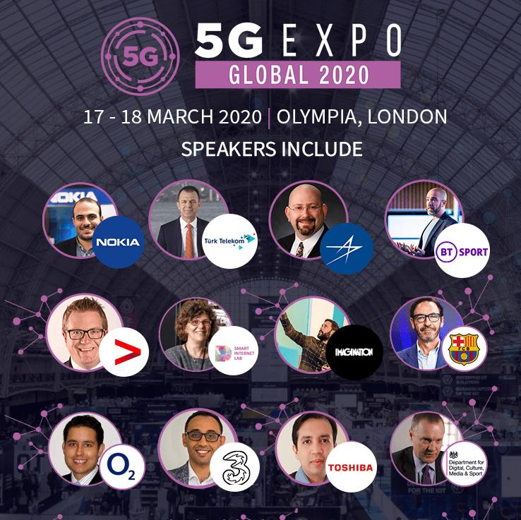 5g expo