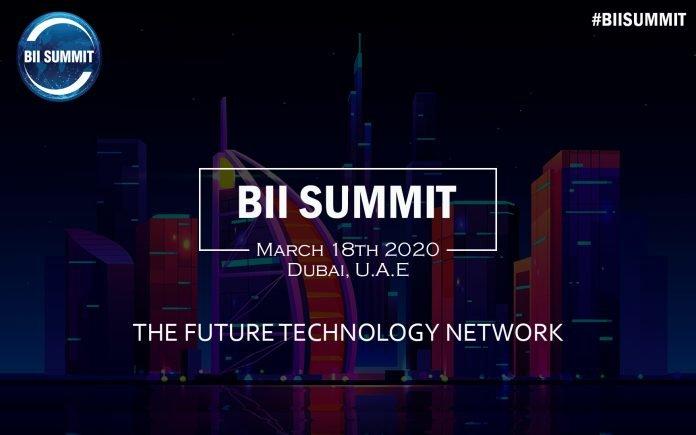 Dubai city with Burj al Arab hotel skyline, UAE