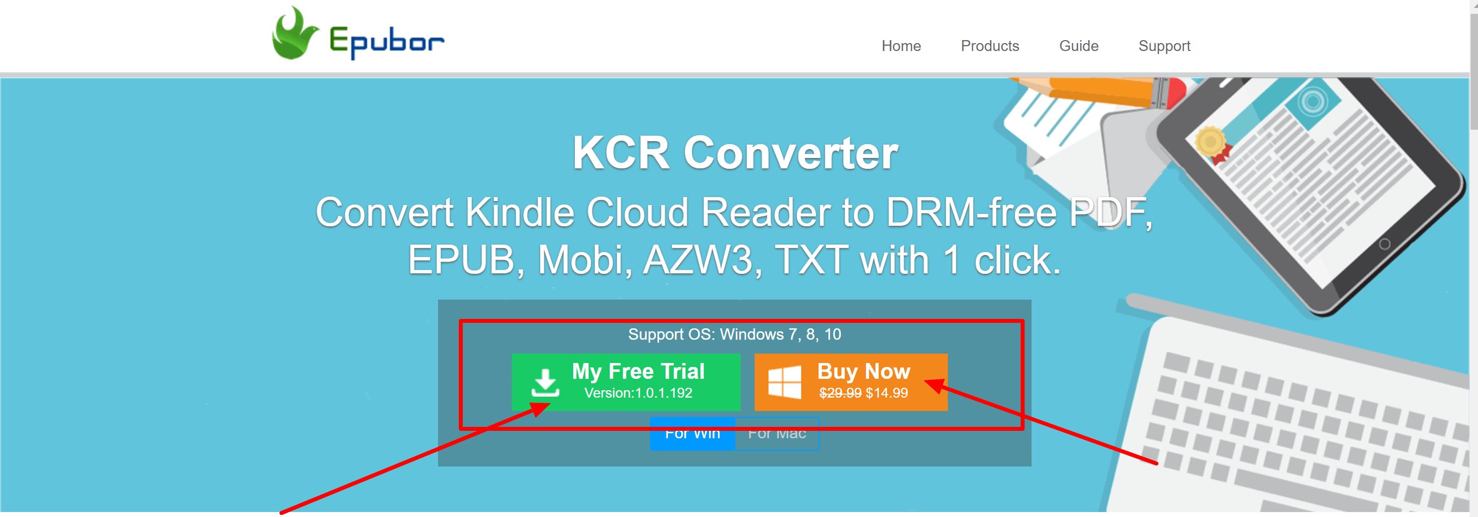 Epubor KCR Converter registration co- Epubor ultimate discount code