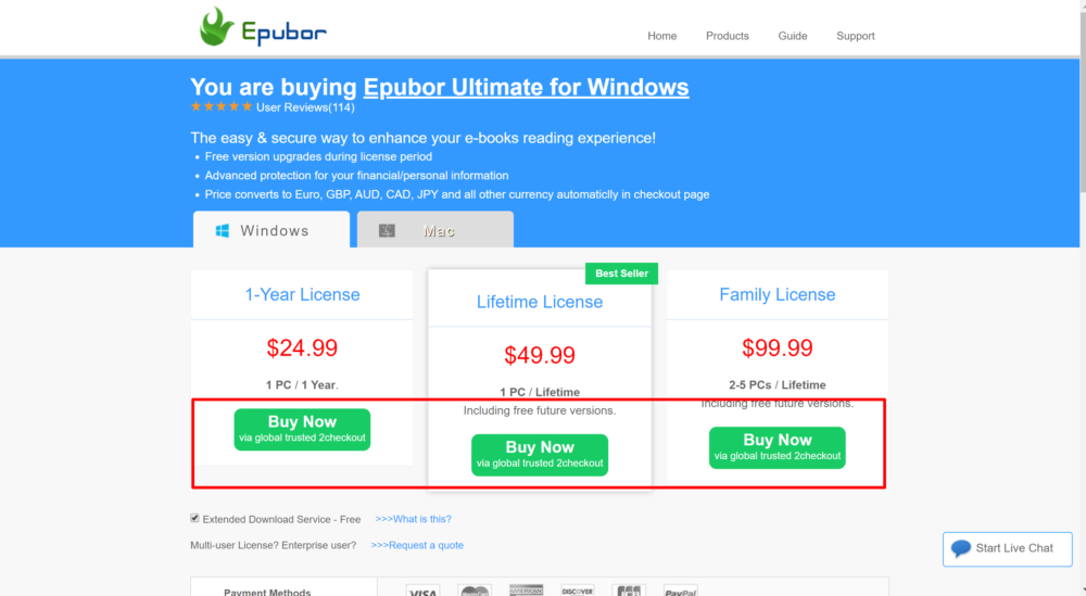 Epubor Ultimate promo codes