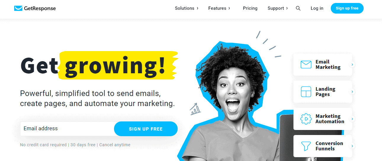 getresponse- automate your marketing
