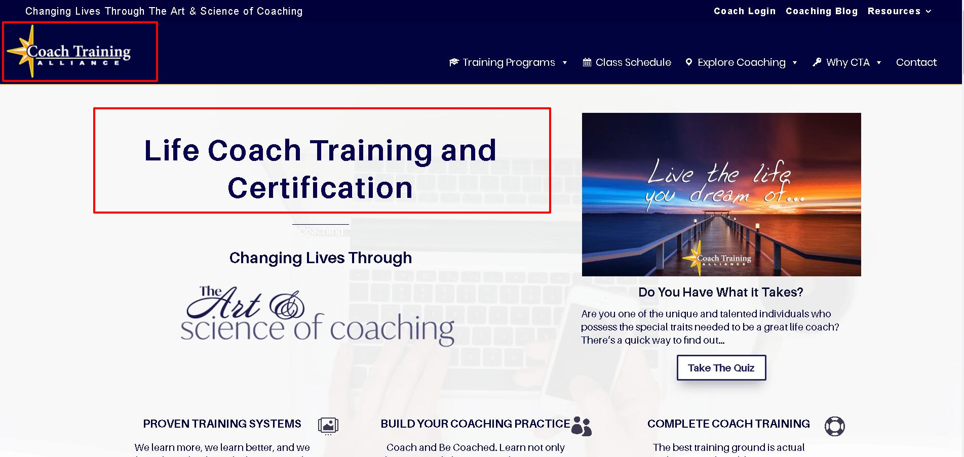 Types Of LIfe Coaches Coach - Training Alliance