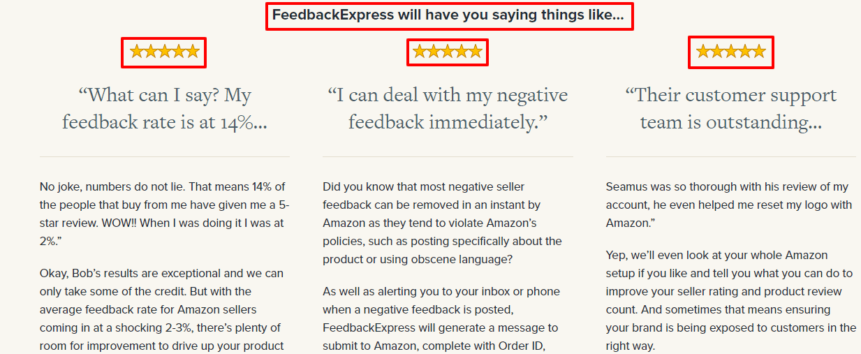 FeedbackExpress - Review - Feedback