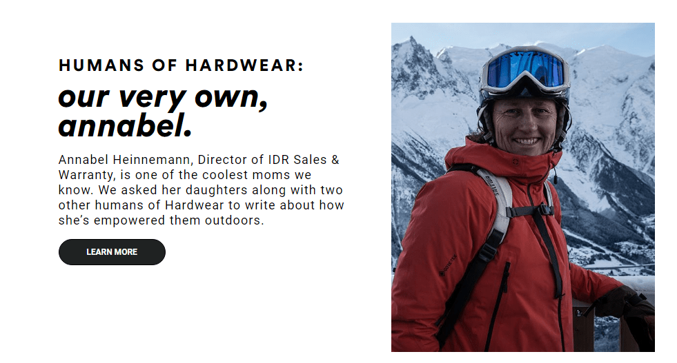 Mountain hardwear promotional codes - Our very own, annabel