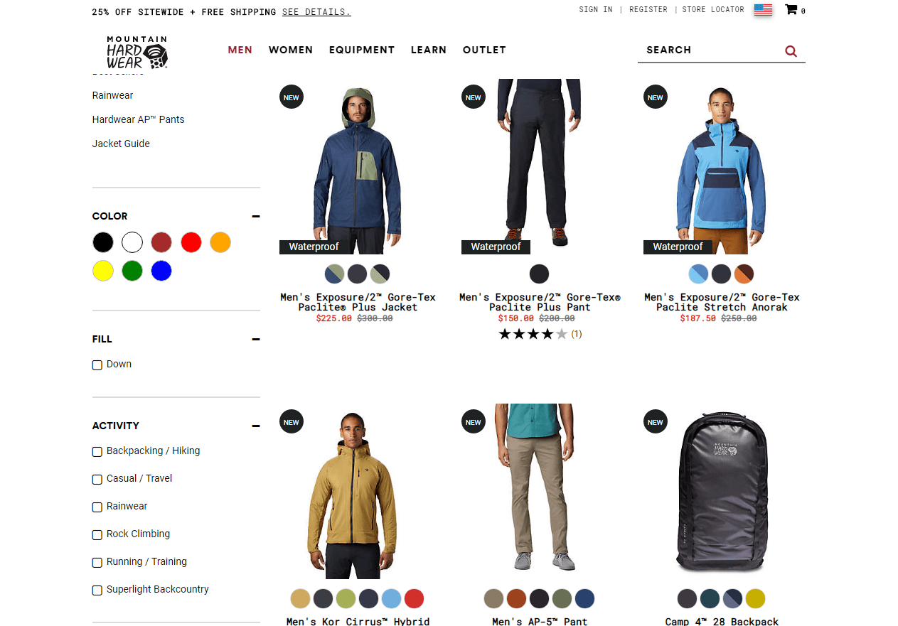 Men Featured New Arrivals - Mountain Hardwear Discount Coupon Codes