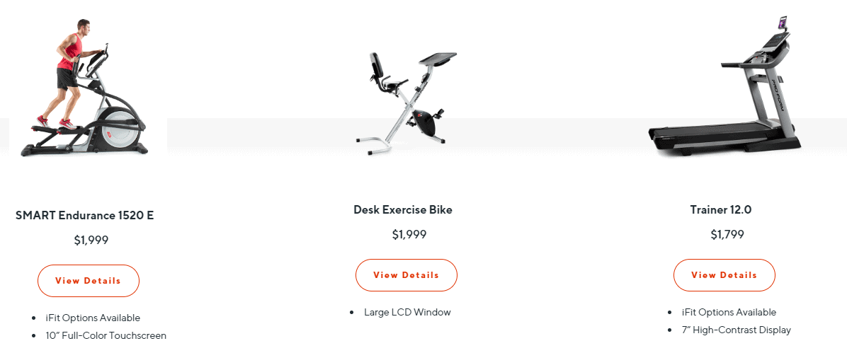 SMART - HIIT Trainer - ProForm - Review - Pricing